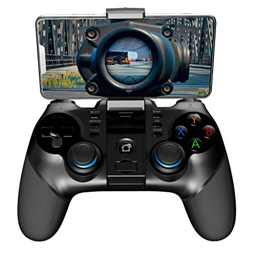 IPEGA IPEGA PG-9156 Wireless Bluetooth Game Controller for Android/iOS for iOS iPhone,iPad, Android Phone,Tablets,Smart TV, TV Box, Windows PC By JDgoods
