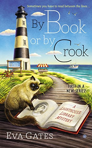 (By Book or By Crook (A Lighthouse Library Mystery 1))