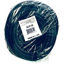 Absolute USA SLT12 1/2-Inch x 100-Feet Split Loom Tube
