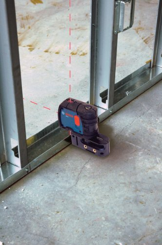 Bosch Gpl3 3 Point Laser Alignment With Self Leveling