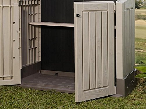 Keter Store It Out Midi 4 3 X 2 5 Outdoor Resin Horizontal