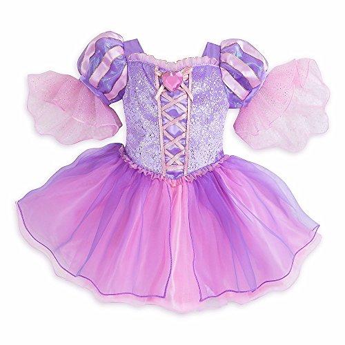 Disney Store Deluxe Rapunzel Tangled Costume Halloween Size 18 - 24 Months 2T