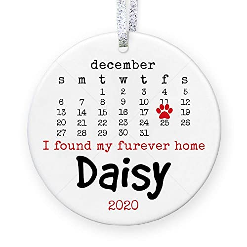New Puppy For Christmas 2020 December Amazon.com: New Dog Gift for Dog Lover, Personalized Pet Christmas