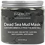 Dead Sea Mud Mask Best for Facial Treatment. Helps Fight Look Of Wrinkles, Oily Skin, Acne, and Improves Overall Complexion. 8.8oz