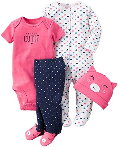 Carters Baby Girls Piece Sets