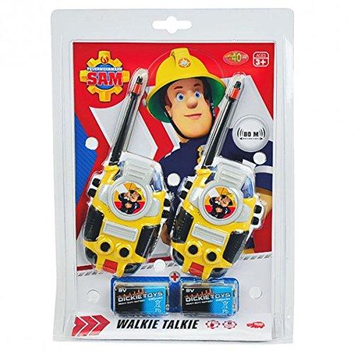Amazon.com: Dickie-Spielzeug Sam el bombero – los niños ...