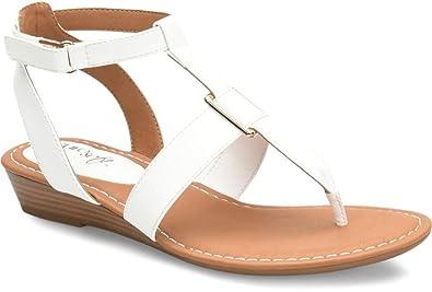 50d1b503f04 Amazon.com | Eurosoft - Womens - Maddie White | Sandals