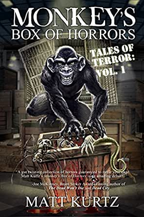 Monkeys Box of Horrors - Tales of Terror: Vol. 1 (English Edition ...