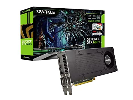 Sparkle Technology SX660TI2048MH GeForce GTX 660 Ti 2GB ...