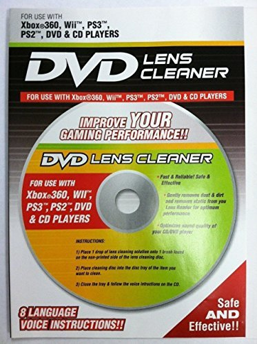 Cd / Dvd Cleaning System - 9