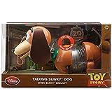 Official Disney Toy Story 27cm Talking Slinky Dog Figure