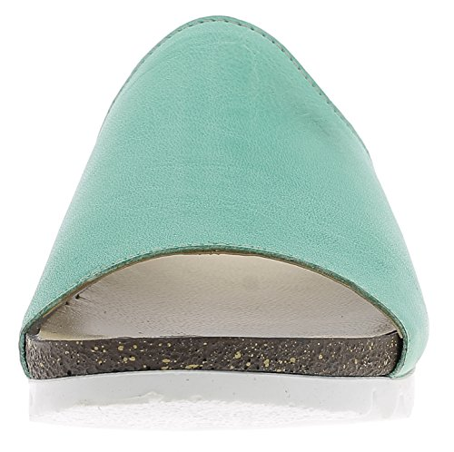 1673407 Pantoletten Damen Smaragd Conti Andrea qXfEv