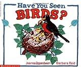 Have You Seen Birds?, Joanne F. Oppenheim, 0590270303