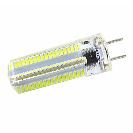 smartlive 110 V 6 W G8 regulable luz LED blanco 6000 K 40 W ~ 50