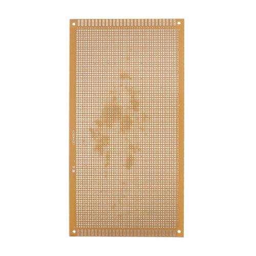 13cm x 25cm Prototyping Universal Rectangle Circuit Board Stripboard by Gino (Na Circuit Board)
