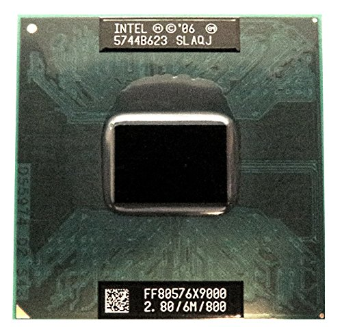 Intel Core 2 Extreme X9000 SLAQJ SLAZ3 2.8GHz 6MB Mobile CPU Processor Socket P 478-pin