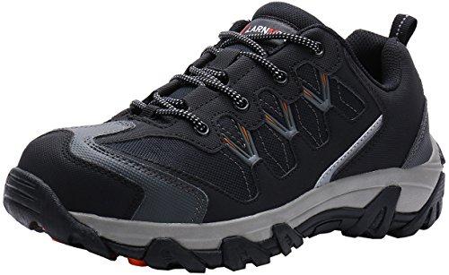Oscuro Seguridad Deportiva Con Acero Gris Zapatillas Industrial Lm Y Para Zapatos 105 De Puntera Hombre Trabajo 1qwa14Zx