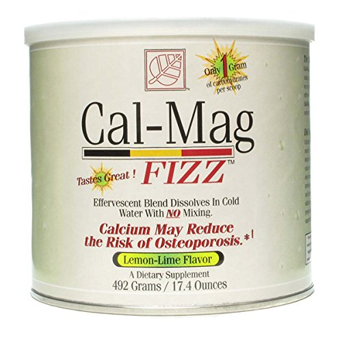 (Cal-Mag Fizz - Lemon-Lime Flavor 17.4 Ounce (492 grams) Pwdr)