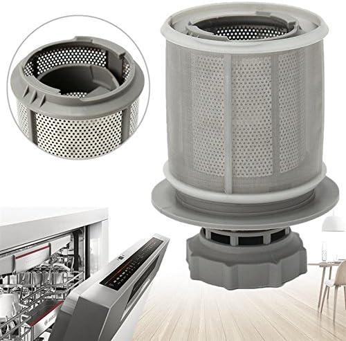 SODIAL Juego de filtro de malla de 2 piezas para lavavajillas PP ...
