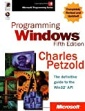 img - for Programming Windows?, Fifth Edition (Microsoft Programming Series) 5th (fifth) edition by Petzold, Charles published by Microsoft Press (1998) [Hardcover] book / textbook / text book