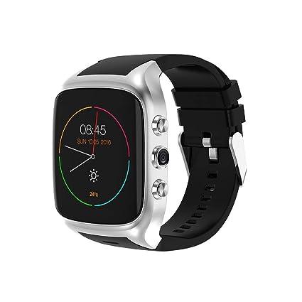 HKPLDE 4G Smartwatch / Android6.0 / Ranura para Tarjeta SIM ...