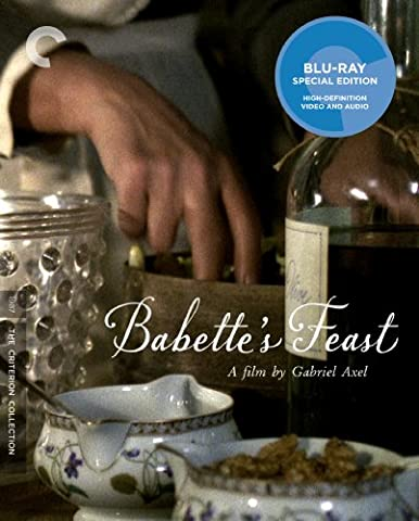 Babette's Feast (Criterion Collection) [Blu-ray] (Babettes Feast Dvd)