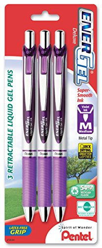 Where to find pentel energel 0.7 needle tip violet?