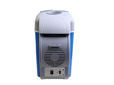 STEAM PANDA Refrigerador para Autos Mini 7.5L Congelador portátil ...
