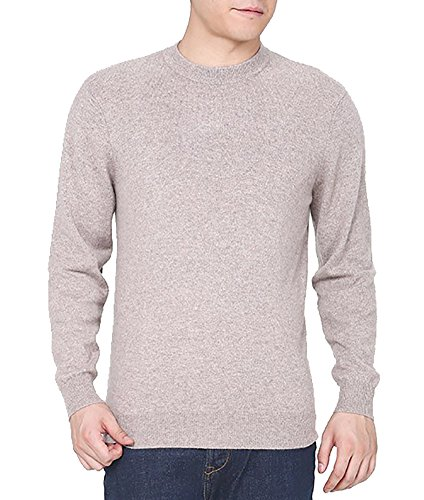 Generic Men's Long Sleeve Short Style Blouse M Gray by Generic