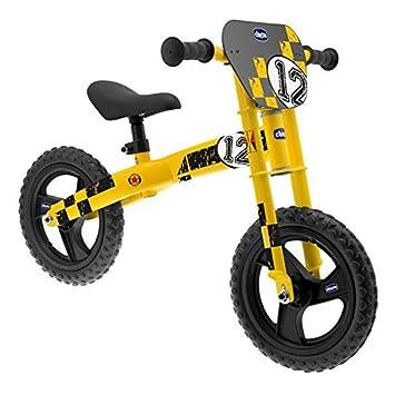 Amarillo00007413000000 Sin Chicco Sillín Pedales RegulableColor Bicicleta Con rsthQdC