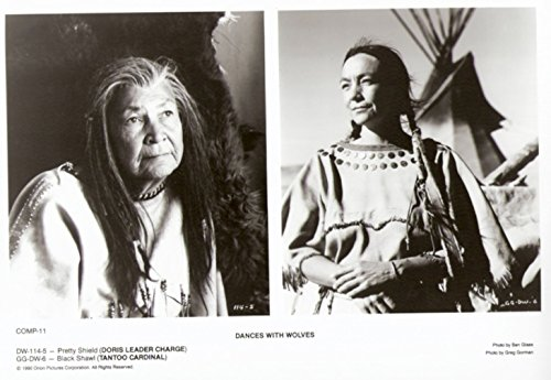 DANCES WITH WOLVES-1990-DORIS LEADER CHARGE/TANTOO Be forthright NM