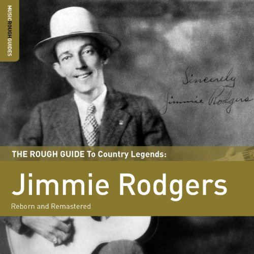 Rough Guide To Jimmie Rodgers (Rodgers Jimmie Cd)
