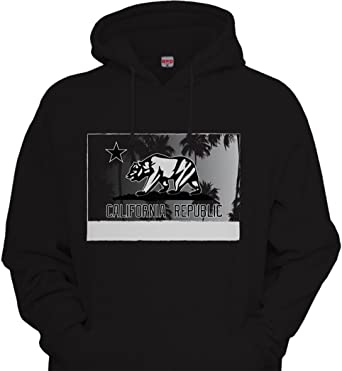 Men Sweatshirt Palm Tree White 3D Digital Printing Funny Hoodie Pullover with Pockets