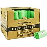 Gorilla Supply 1000 Green Dog Pet Poop Bags, EPI...