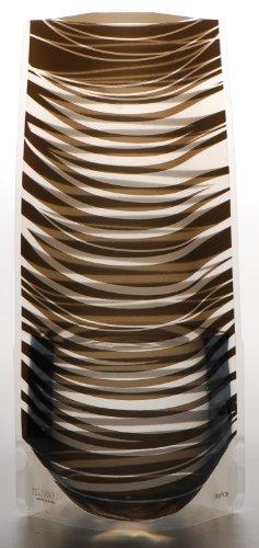 RipRop Almost Black Vazu Vase (Foldable Vase)
