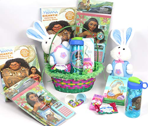 Girls' Easter Basket Moana ()
