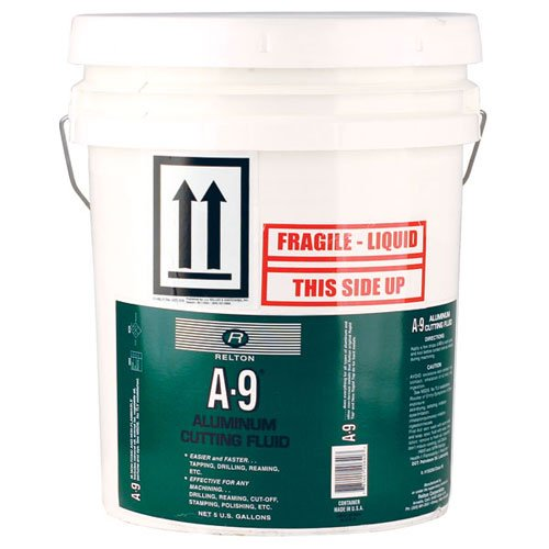 RELTON A-9 Aluminum Cutting Fluid - Container Size: 5 Gallon Pail MODEL : 05G-A9