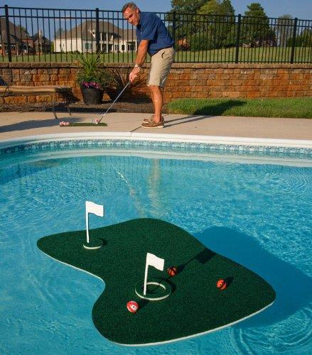 The Ultimate Pool & Backyard Golf ()