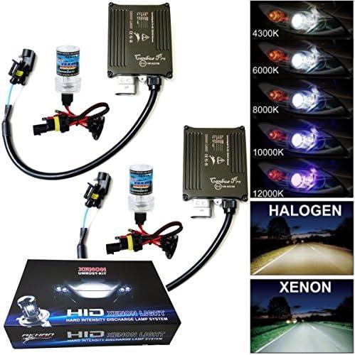 Digital 12V CANBUS Xenon Kit Nachr/üstsatz H3 12000 Kelvin