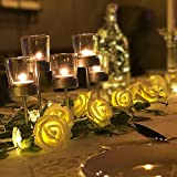 Soft-Warm-White-Rose-Flower-Fairy-String-Lights-20-LED-String-Decor-Lights-for-WeddingValentineChristmas-PartyBattery-Powered