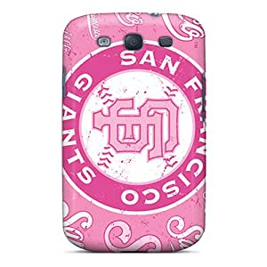 New San Francisco Giants Tpu Cases Covers, Anti-scratch Burrisoutdoor98 Phone Cases For Galaxy S3 Black Friday