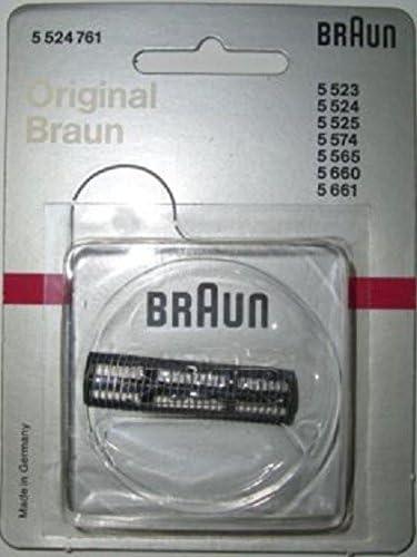 Braun 5524761 524 – Recambios para Cuchillas de Afeitar: Amazon.es ...