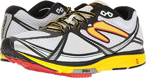 Men's II Newton Yellow Running White Shoe Athletic Kismet trRc5Wxc