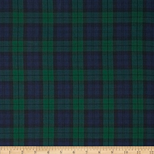Buy tartan plaid fabric by the yard