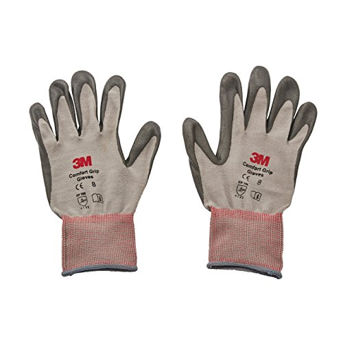 3M Comfort Grip Gloves CGL-GU, General Use, Size L (Pair of Gloves)