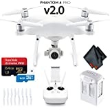 DJI Phantom 4 Pro Version 2.0 Quadcopter Starters Kit