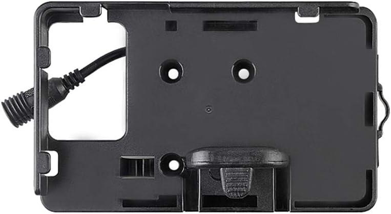 Soporte de navegación móvil para Motocicleta, Carga Dual USB, Adecuado para BMW R1200GS F700 800GS CRF1000 Honda