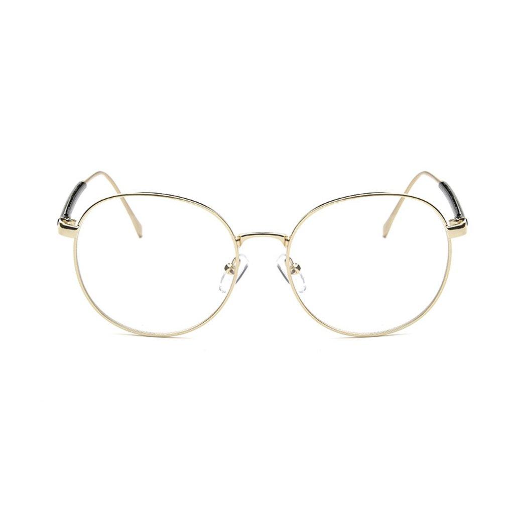QHGstore Fashion Eyeglass Vintage Frame Transparent Lunettes Retro uni Objectif Optique