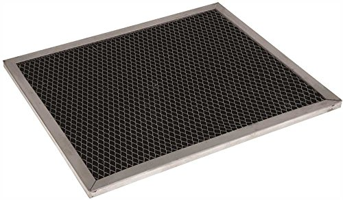 Duct Free Range (NATIONAL BRAND ALTERNATIVE 653085 Duct-Free Range Hood Vent Filter, Fits Broan, Nautilus, Sears, Caloric, Roper, Tappan, 8-3/4