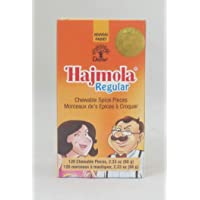 Dabur Hajmola Digestive Tablets, Regular - 120 Tablets (Bottle)
